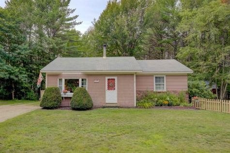 20 Crescent Drive Conway NH 03860