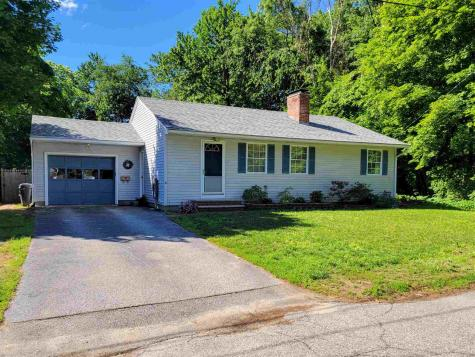 5 Wilfred Avenue Concord NH 03301