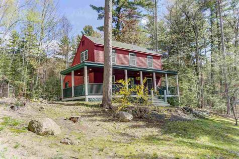 47 Abbott Brook Road Bartlett NH 03812
