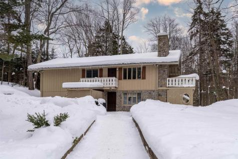 306 Dean Hill Road Killington VT 05751