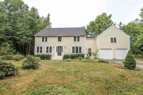 44 Highland Ridge Road Barrington NH 03825