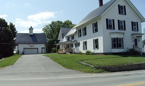 12 Church Street Orleans VT 05860