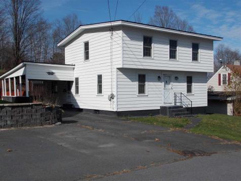 33 Foster Avenue Springfield VT 05156