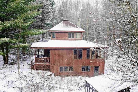 104 Carroll Mountain Lane Morristown VT 05661