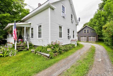 1184 Stagecoach Road Morristown VT 05661