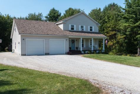 39 Gaudette Farm Road Fairfax VT 05454