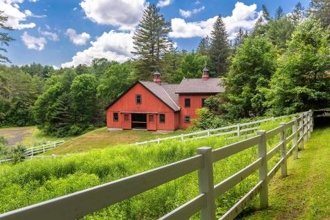 121 Frenchs Road Woodstock VT 05091