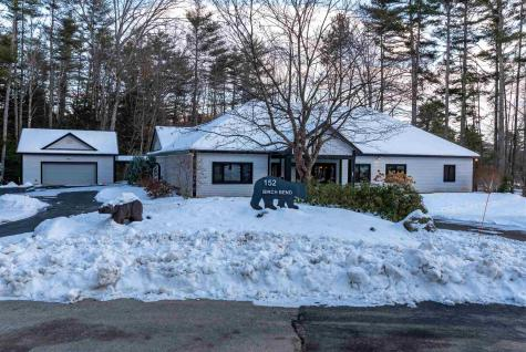 152 Birch Bend Road Conway NH 03818