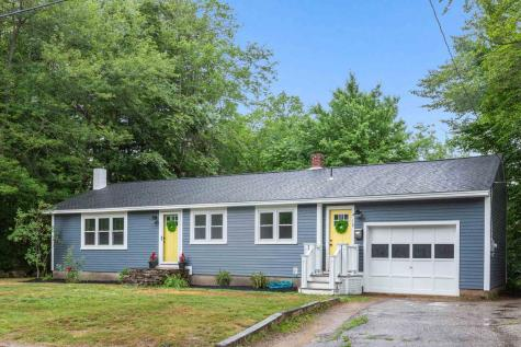 18 Highland Avenue Jaffrey NH 03452
