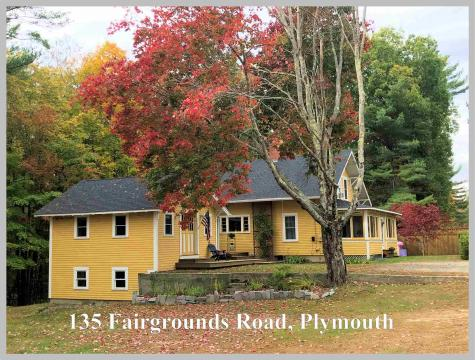 135 Fairgrounds Road Plymouth NH 03264