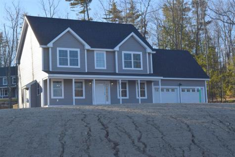 Lot 15 Lakeside Estates Drive Raymond NH 03077