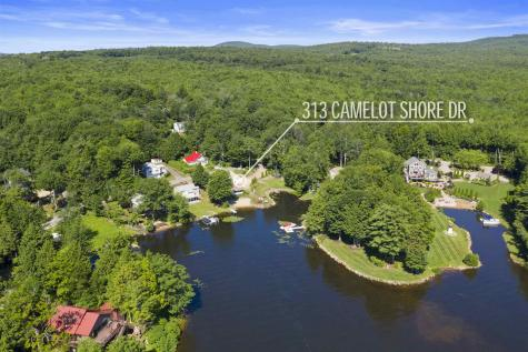 313 Camelot Shore Drive Farmington NH 03835