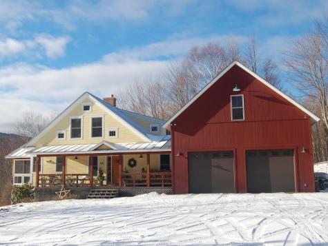 99 Vickery Hill Road Warren VT 05674