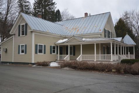 45 Pleasant Street Woodstock VT 05091