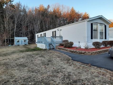 193 New Hillcrest Drive Greenville NH 03048