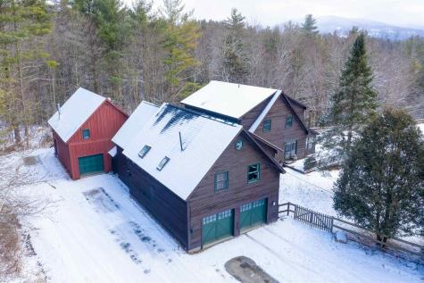 1026 Weeks Hill Road Stowe VT 05672