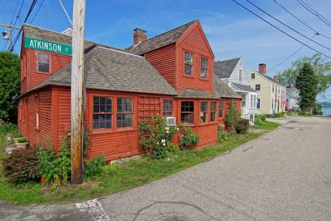 86 Main Street New Castle NH 03854