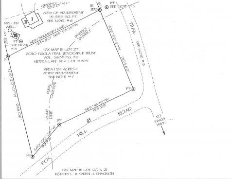 Fox Hill Road Stoddard NH 03464
