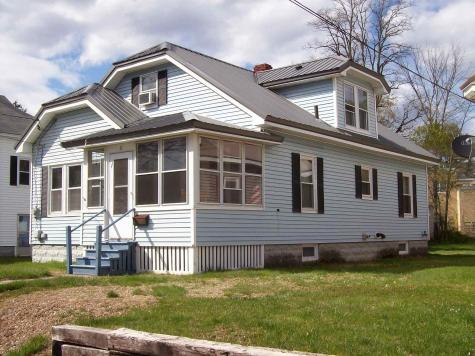 11 Shannon Street Claremont NH 03743