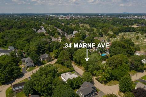 34 Marne Avenue Portsmouth NH 03801