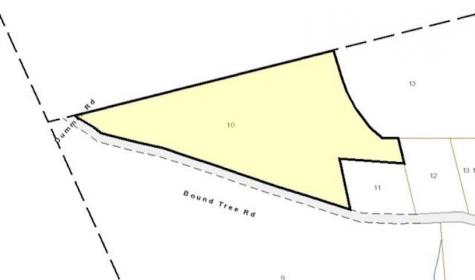 Lot 10 Bound Tree Road Hopkinton NH 03229
