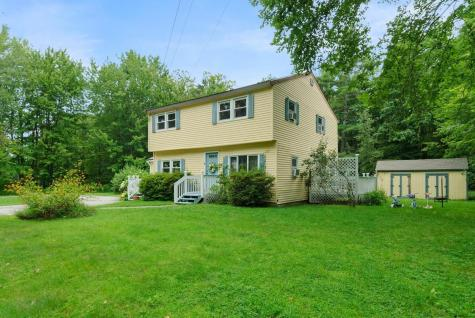 260 Old Bay Road New Durham NH 03855