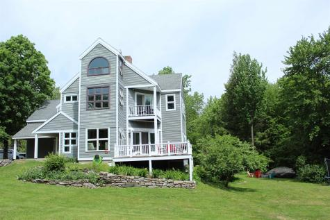 1149 Hill Road Fairfield VT 05455