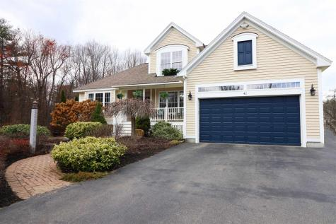 42 Tebbetts Road Rochester NH 03867