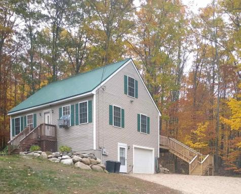 43 Mountain Drive New Durham NH 03855