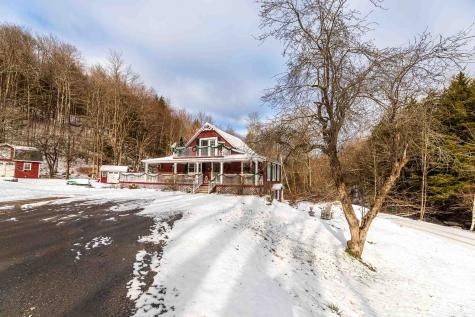 5532 Stony Brook Road Stockbridge VT 05772