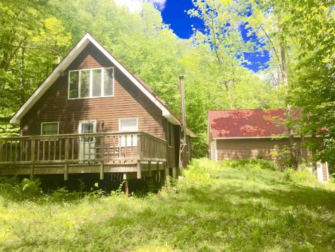 1122 Peterkin Hill Road Woodstock VT 05091