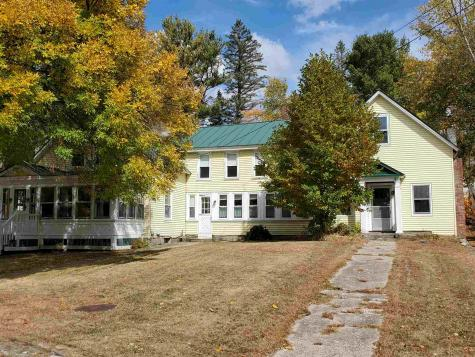 22 Reagan Road Canaan NH 03741