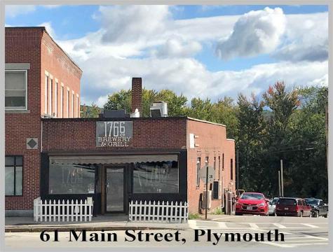 61 Main Plymouth NH 03264