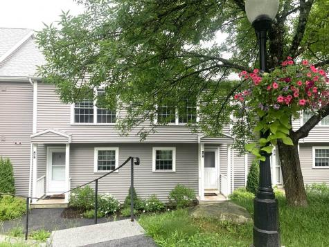 181 Riverside Townhouses Road Manchester VT 05255