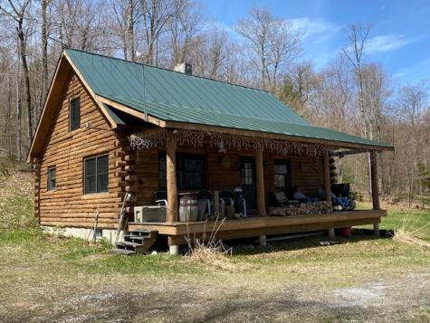 501 Patch Hill Road Mount Holly VT 05758