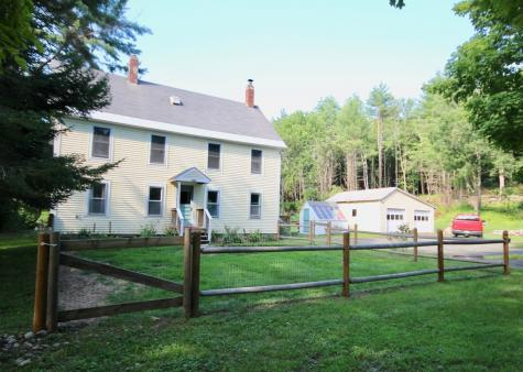 1883 Plains Road Weathersfield VT 05151
