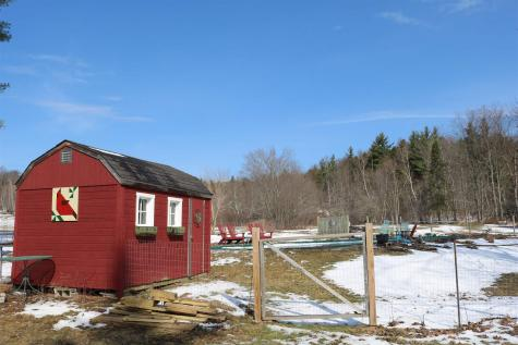 1375 Corliss Road Richford VT 05476