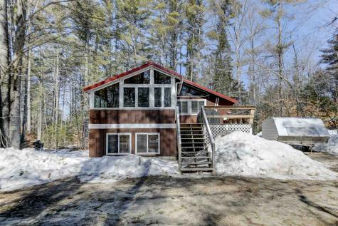 430 Old Mill Road Conway NH 03813
