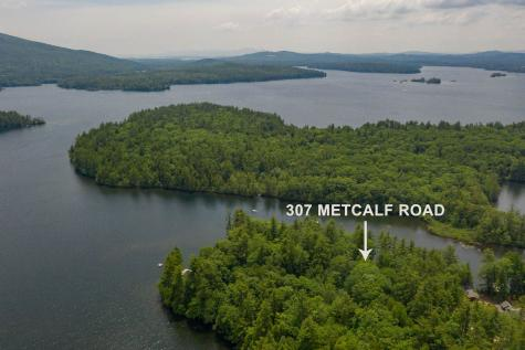 307 Metcalf Road Sandwich NH 03227