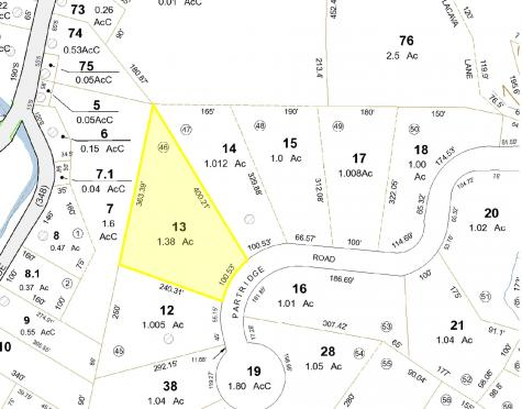 Lot 46 Partridge Road Ludlow VT 05149