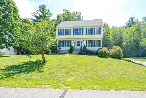 38 Drew Woods Drive Derry NH 03038