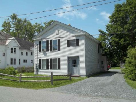 68 Seminary Street Castleton VT 05735