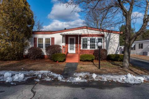 135 Donald Drive Goffstown NH 03045