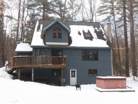 378 Tuttle Hill Road Londonderry VT 05155