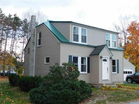7 Perkins Avenue Farmington NH 03835