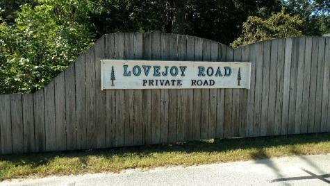 Lovejoy Road Milford NH 03055