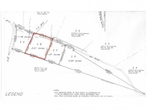 Lot 5B Bix Road Stockbridge VT 05772