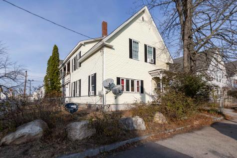 256 Spruce Street Manchester NH 03103