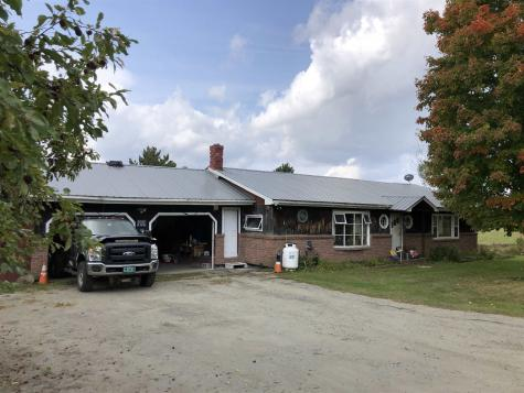 656 Mud Island Road Glover VT 05839