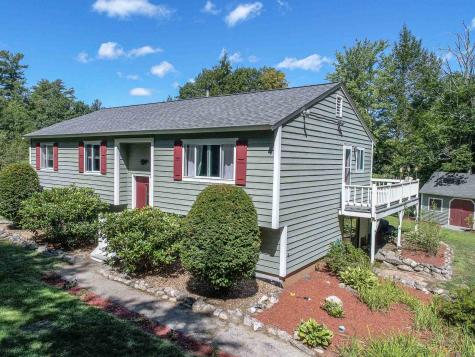 127 Parker Road Chester NH 03036